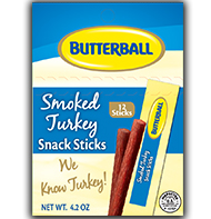 Butterball Snack Meat Sticks